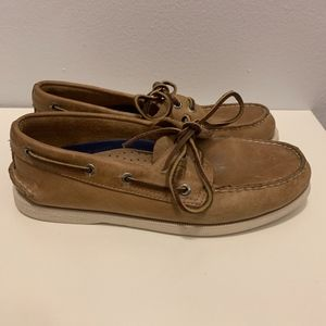 Mens Sperry Boat Shoes - Size 7.5 (EUC)